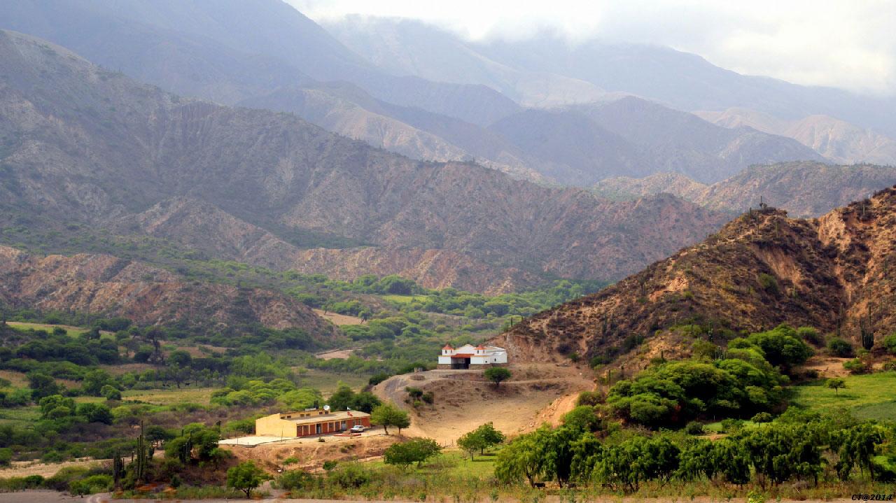 Quebrada del Escoipe, Cachi